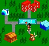 Mickey's Adventures in Numberland NES Pete's Hideout opens up after defeating all the other areas