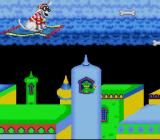 The Great Waldo Search SNES If you find Waldog, you play this flying carpet bonus game.
