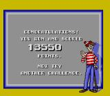 The Great Waldo Search SNES You found Waldo and the scroll