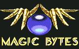 Hole-In-One Miniature Golf Commodore 64 Magic Bytes logo