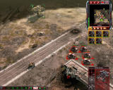Command & Conquer 3: Kane's Wrath Windows Nod units attacking enemy