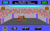 Star Rank Boxing II DOS Oof, I've been hit.... (Tandy/PCjr)