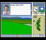 True Golf Classics: Pebble Beach Golf Links SNES Sweet approach for your putt