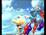 Super Smash Bros. Brawl Wii Faustus Olimar is in league with the Devil.