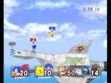 Super Smash Bros. Brawl Wii Classic stages return.