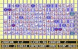 Turn It Commodore 64 Removing the tiles.