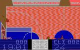 The Basket Manager DOS You are throwing the ball in the field (EGA/VGA).