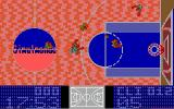 The Basket Manager DOS You are near the opposite basket (EGA/VGA).