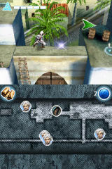 Assassin's Creed: Altaïr's Chronicles Nintendo DS This DS episode is mostly plat-forms based.