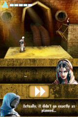 Assassin's Creed: Altaïr's Chronicles Nintendo DS Some new characters in this episode like the beautiful princess Ada