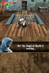 Assassin's Creed: Altaïr's Chronicles Nintendo DS Torture to get information!