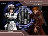 Hinokakera Fragment: Eclipse Windows Character Selection screen