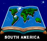 The Smurfs Travel the World SNES The game starts in South America