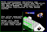 Space Rogue Apple II Intro 3