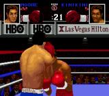 Boxing Legends of the Ring Genesis Blocking high