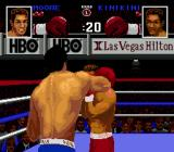 Boxing Legends of the Ring Genesis Throwing a right cross