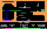 Blagger Amstrad CPC Level 1: The Bank