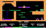 Blagger Amstrad CPC Watch out for the cart, Blagger
