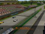 RS3: Racing Simulation Three Windows The starting line-up in New Zealand