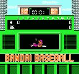 Legends of the Diamond NES Boxscore