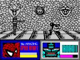The Amazing Spider-Man and Captain America in Dr. Doom's Revenge! ZX Spectrum You can destroy this one with webs, but it's better to get closer and use kicks.