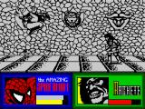 The Amazing Spider-Man and Captain America in Dr. Doom's Revenge! ZX Spectrum That sword can be a problem, but he has a long range weapon that is worse.
