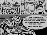 The Amazing Spider-Man and Captain America in Dr. Doom's Revenge! ZX Spectrum The last page