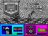 The Amazing Spider-Man and Captain America in Dr. Doom's Revenge! ZX Spectrum This one is the hardest enemies of the game.