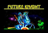 Future Knight Amstrad CPC Loading screen