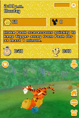 Disney Friends Nintendo DS Tigger and Pooh