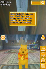 Disney Friends Nintendo DS Say Hi to Pooh