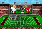 Bill Walsh College Football 95 Genesis Coin toss