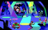 Space Quest I: Roger Wilco in the Sarien Encounter DOS ZZTop at the Rocket Bar (EGA/Tandy)