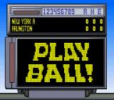 MLBPA Baseball SNES PLAY BALL!