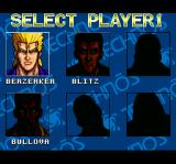 The Combatribes SNES The game features a 2P Versus Mode. You can unlock more characters as you advance through the game.