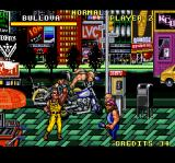 The Combatribes SNES Nothing like beating up bikers to clear out the stress.