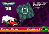 Micro Machines: Turbo Tournament 96 Genesis Stomper stress -Challenge 2