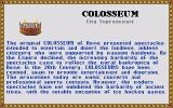 Sid Meier's Civilization DOS Example of helpscreens