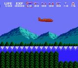 Rambo NES Flying out to Vietnam.