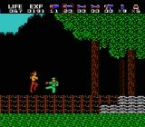 "Rambo NES Fighting the kickboxing guards. So much for ""don't engage the enemy""."