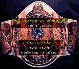 WWF Super WrestleMania SNES One-on-One,Tag Team or Survivor series?