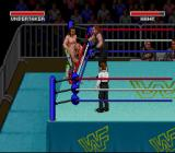 WWF Super WrestleMania SNES We tagged off.