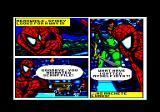 The Amazing Spider-Man and Captain America in Dr. Doom's Revenge! Amstrad CPC Meanwhile...