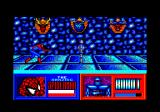 The Amazing Spider-Man and Captain America in Dr. Doom's Revenge! Amstrad CPC Spidey fighting the robot.