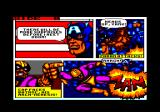 The Amazing Spider-Man and Captain America in Dr. Doom's Revenge! Amstrad CPC As the story continues, Zaran and Batroc the Leaper attack Captain America.