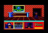 The Amazing Spider-Man and Captain America in Dr. Doom's Revenge! Amstrad CPC Cap and Zaran, going at it.