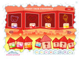 Hello Kitty: Dream Carnival Windows Create a line-up of 8 fireworks from quite a scrollable menu