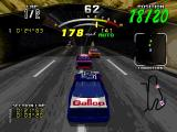 Daytona USA Deluxe Windows Tunnels with shadows