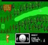 Golf Grand Slam NES In training mode 2 you always make perfect contact on the golf ball