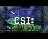 CSI: Crime Scene Investigation - Hard Evidence Windows Loading screen
